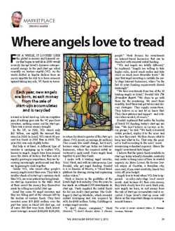 Where angels love to tread