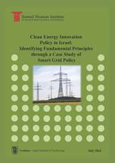 Clean Energy Innovation Policy in Israel: Identifying Fundamental Principles through a Case Study of Smart Grid Policy