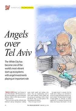Angels Over Tel Aviv