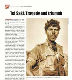 Yom Kippur War- The tragedy and triumph of Tel Saki