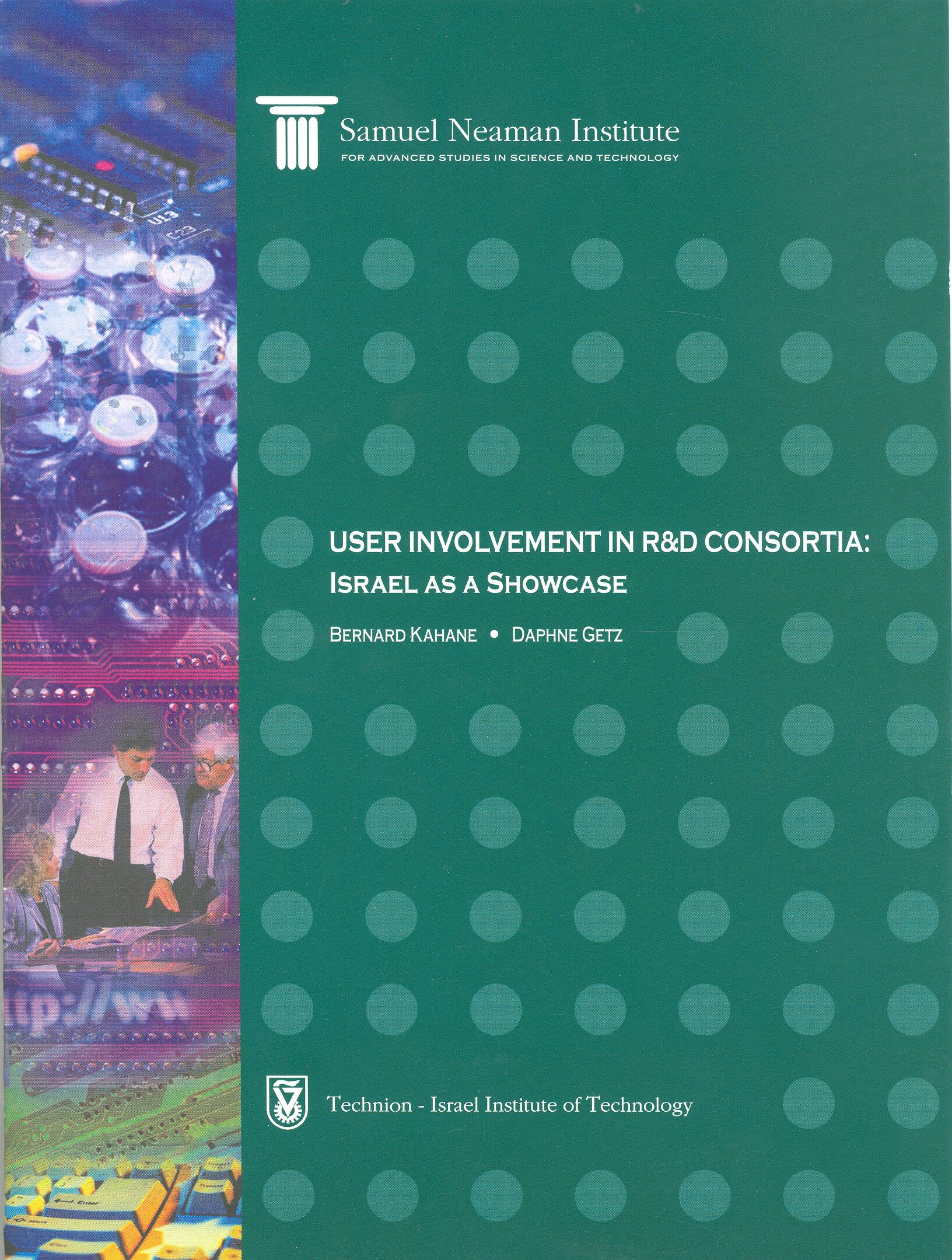 Users Involvement in R&D Consortia: Israel as a Showcase