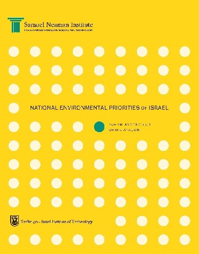 National Environmental Priorities of Israel (English Abstract 2000)
