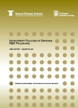 Investment Policies in Defense R&D Programs