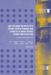 Interim Report of the Investigatory Team on the State of the Chemical Industry in Israel at the Beginning of the 21st Century